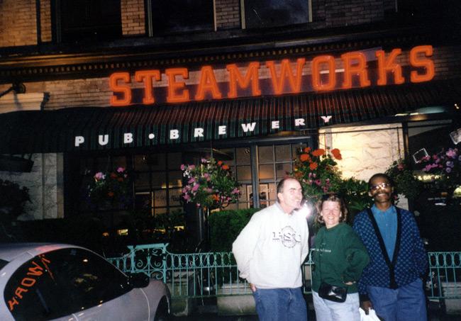 Steamworks seattle